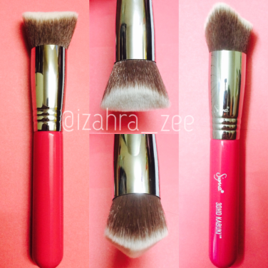 ReVieW : Sigma 3D HD kabuki brush !!   ✨ Glam ♚ Zeee ✨