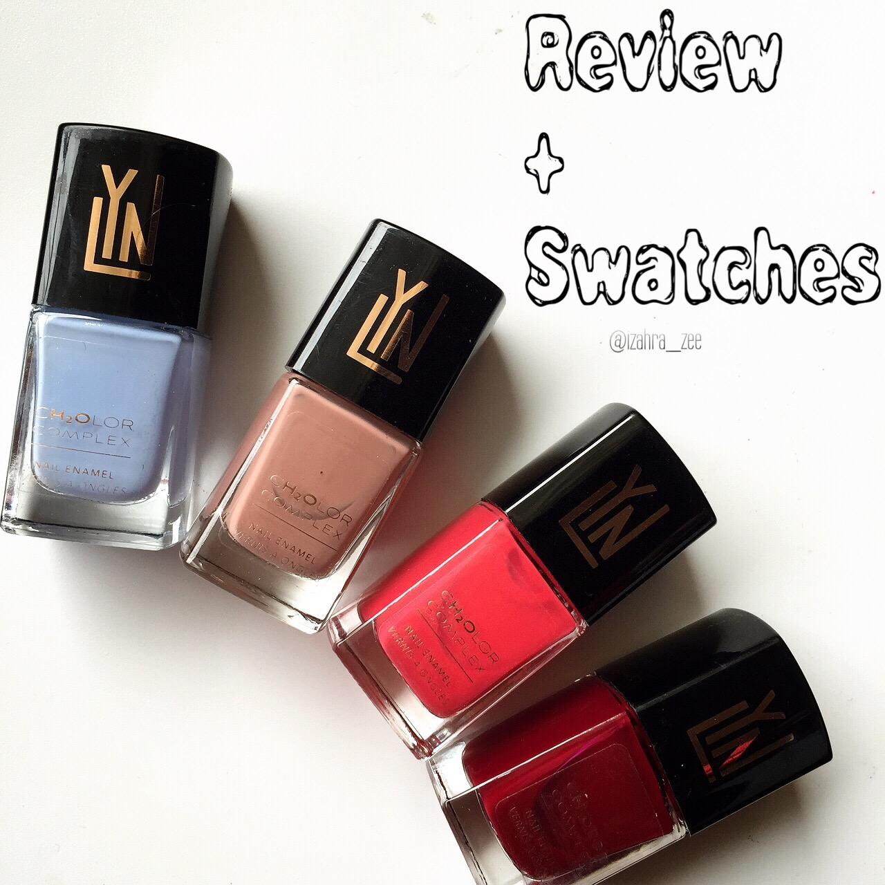 Love Your Nails : Review – Swatches | ✨ Glam ♚ Zeee ✨